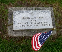 Mark Orvis Crary