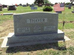 Donna B. <i>Neubert</i> Thayer