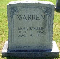 Emma <i>Brickhouse</i> Warren