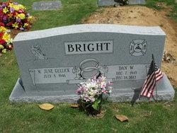 Dan Wayne Bright