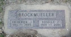 Rosella Jeanette <i>Hedberg</i> Brockmueller