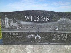 Sheila Marie <i>Owens</i> Wilson