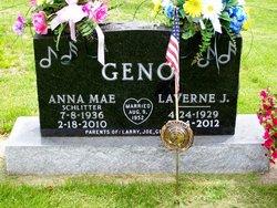 Anna Mae <i>Schlitter</i> Geno