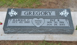 Patricia R. <i>Gross</i> Gregory