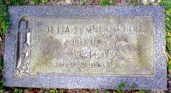 Julia <i>Sumner</i> Moore