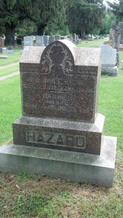Benjamin F Hazard