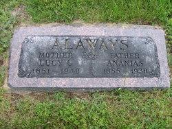 Lucile Catherine Lucy <i>Arnett</i> Alaways