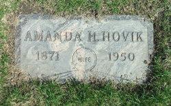 Amanda Helena <i>Petersson</i> Hovik