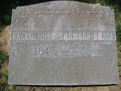 Sarah Ellen Sallie <i>Ross</i> Barnard-Drake