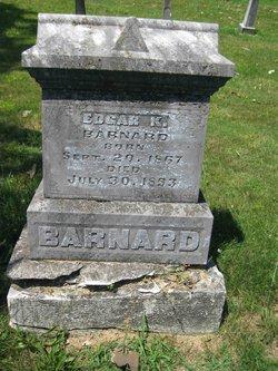 Edgar K Barnard