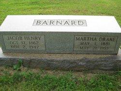 Martha Bell Mattie <i>Hunter Drake</i> Barnard