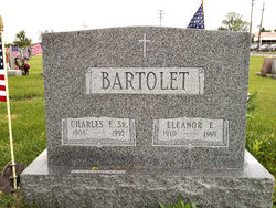 Eleanor E. <i>Holtzman</i> Bartolet