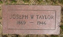 Joseph W. Joe Taylor