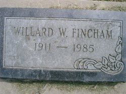 Willard William Fincham