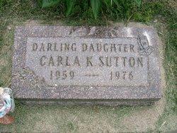 Carla Kay Sutton