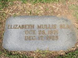 Elizabeth <i>Cook</i> Black