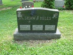 Goldie <i>Shaw</i> Hiles