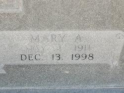 Mary A. Aaron