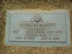 James Bryan Baskett, Sr