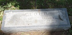 Sarah E Cloud