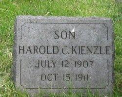 Harold C Kienzle