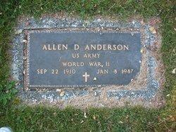 Allen D. Anderson