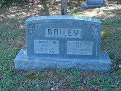 Gaynell M <i>Hoke</i> Bailey