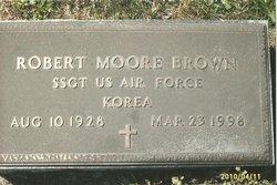 Dr Robert Moore Doc Brown