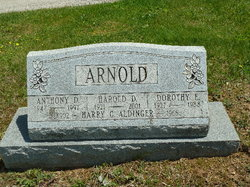 Anthony D Arnold