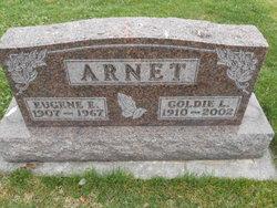 Goldie L <i>Bame</i> Arnet