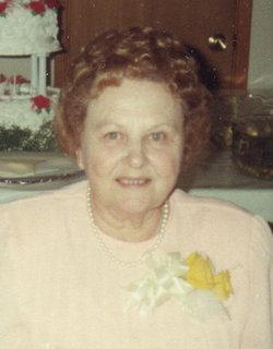 Margie Loverne <i>Cornell</i> Walker