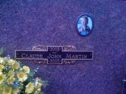 Claude John C J Martin