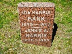 Ida <i>Harris</i> Rank