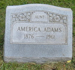 America Adams