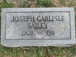 Joseph Carlisle Bailey