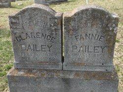 Fannie <i>Hammond</i> Bailey