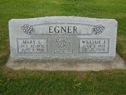 William J Egner