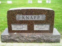 Johanna A Knapp