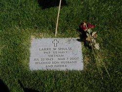 Larry Wallace Shulse