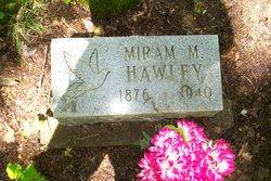 Miriam <i>Barton</i> Hawley