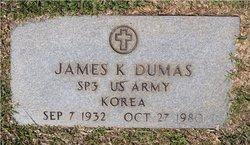 James K. Dumas