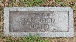 Earl Pete Brand