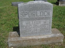 William Washington Big Bill Spurlock JR