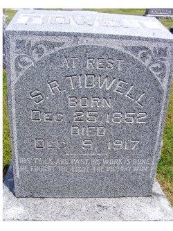 Samuel Robert Sam Tidwell