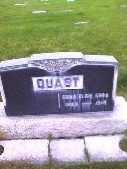 Edna Elsie Cora Quast