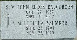 Sr Mary Lucella Baumker