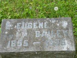 E Eugene Bailey