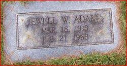 Jewell W Adams