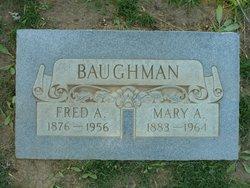 Mary Ann <i>Bennett</i> Baughman