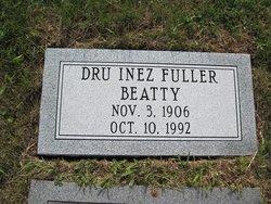 Druzilla Inez <i>Fuller</i> Beatty